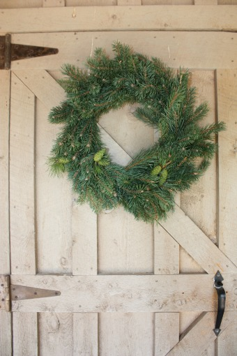 Scotch Pine Wreath